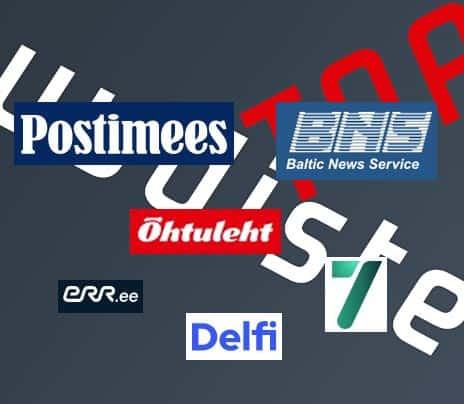 ziņas Igaunijā, Igaunijas ziņas, igaunijas ziņu portāli